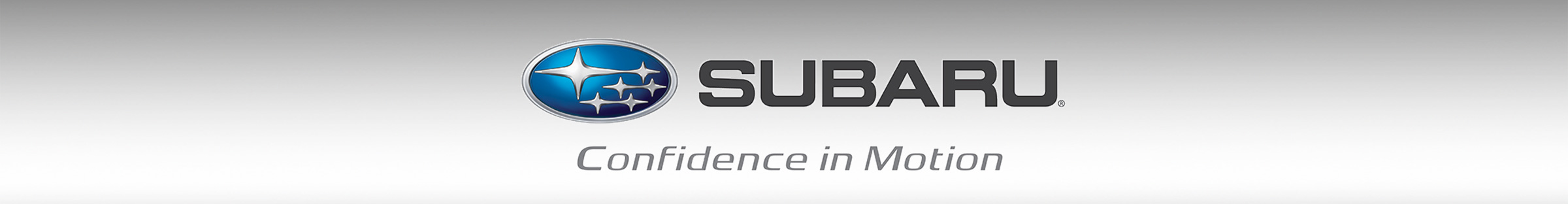 Subaru - Confidence in Motion